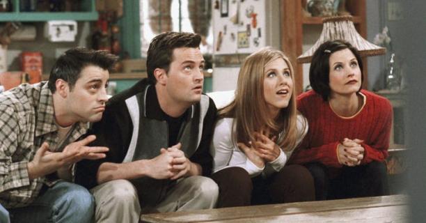 Przyjaciele uwielbiani przez Brytyjczyków. Serial najpopularniejszy na platformach VOD