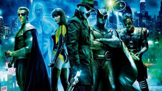 Watchmen. Strażnicy – kto strzeże herosów? Zack Snyder dokonał rewolucji