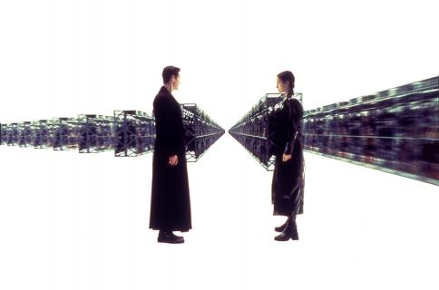 Cyberpunkowe niedziele na TNT. Obejrzyj film Matrix