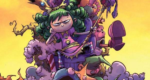 Nienawidzę Baśniowa #02: Fujowy żywot – recenzja komiksu