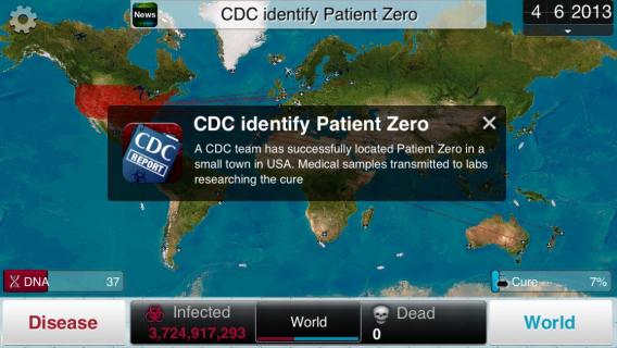 Antyszczepionkowcy pomogą rozprowadzić wirusy. Zmiany w grze Plague Inc.