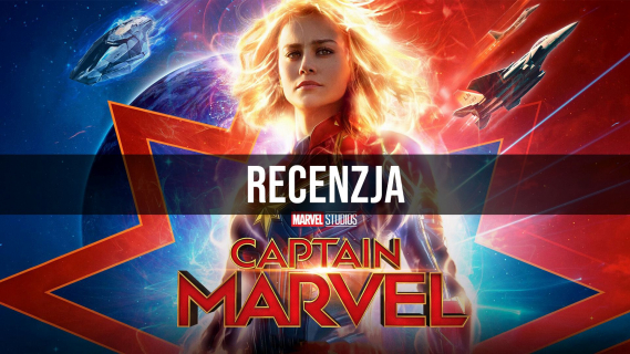 Kapitan Marvel – wideorecenzja