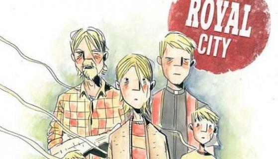 Royal City #01: Krewni – recenzja komiksu