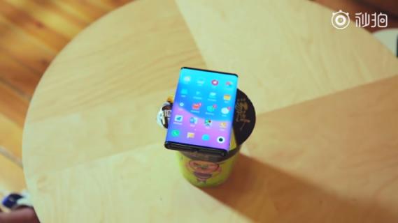 Tak wygląda elastyczny smartfon od Xiaomi