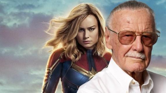 Kapitan Marvel – znakomity hołd dla Stana Lee. Reżyserzy komentują