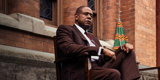 Godfather of Harlem – zwiastun serialu. Forest Whitaker jako Ojciec chrzestny mafii