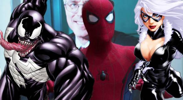 Wielkie plany Sony: uniwersum Spider-Mana i w kinie, i w telewizji