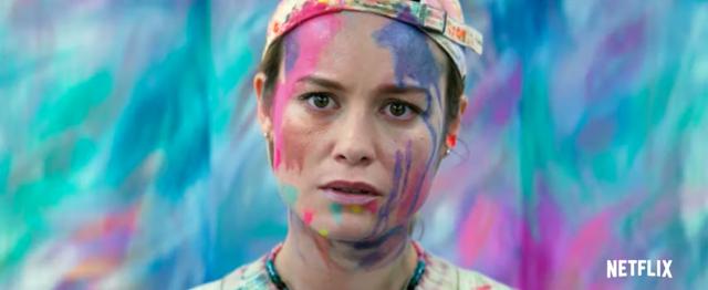 Brie Larson atakowana na Twitterze. Netflix staje w obronie aktorki