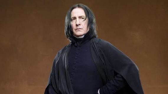 Harry Potter - dlaczego SEVERUS Snape? J.K. Rowling ujawnia prawdziwą inspirację