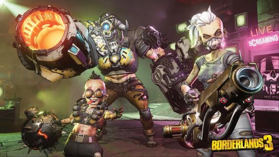 Borderlands 3 - zobacz niewykorzystane projekty okładki gry