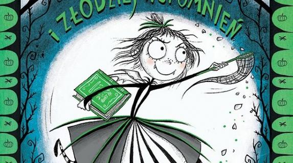 Amelka Kieł i Złodziej Wspomnień – recenzja książki