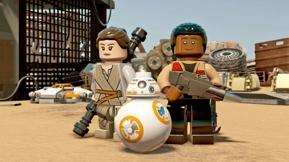 Gwiezdne Wojny znów w świecie LEGO. Nadciąga nowa gra