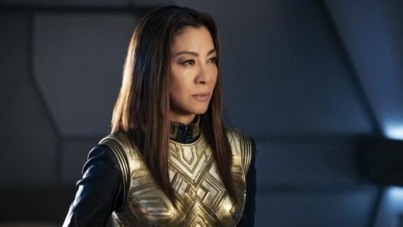 Avatar - Michelle Yeoh ze Star Trek: Discovery z ważną rolą w sequelu