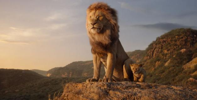 Król Lew - ależ tu pięknie! Zobacz nowy zwiastun filmu