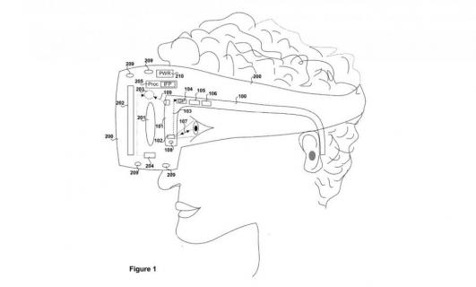 Sony opatentowało okulary korekcyjne do gogli VR