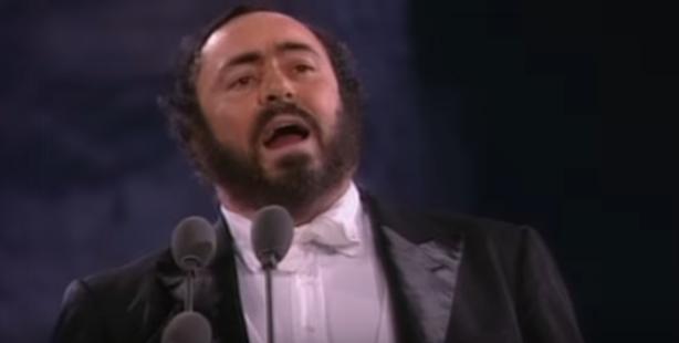 Pavarotti - zwiastun dokumentu o słynnym śpiewaku operowym od twórcy Pięknego umysłu