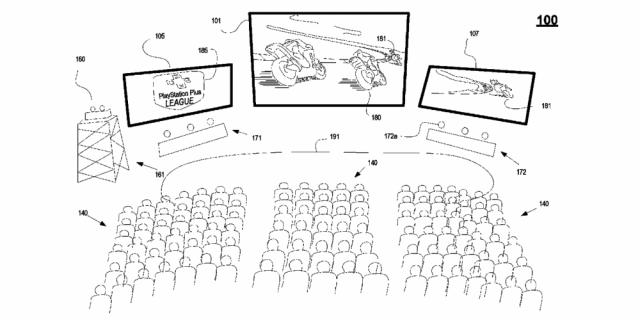 Sony opatentowało system transmisji rozgrywek e-sportowych