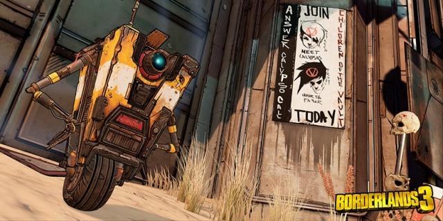 Borderlands 3 może zaoferować kooperację graczom na różnych platformach