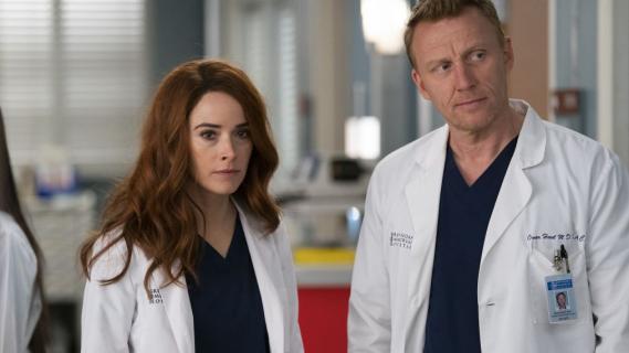Chirurdzy: sezon 15, odcinek 20 - recenzja