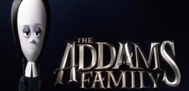 The Addams Family Halloween - zapowiedź zwiastuna. Rodzina Addamsów w wersji animowanej