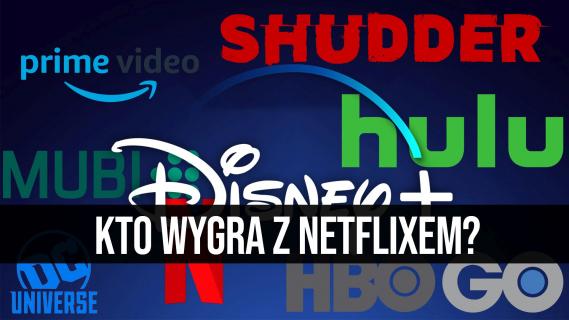 Za dużo platform streamingowych? Kto wygra z Netflixem?    naEKRANACH #136