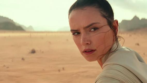 Gwiezdne Wojny: Skywalker. Odrodzenie - Rey i jej pochodzenie. Ważna sugestia