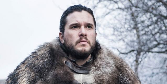 Gra o tron 8 - Kit Harington ostro o krytyce serialu HBO