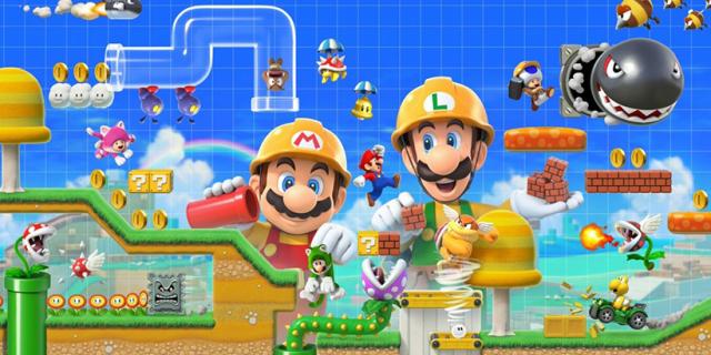 Super Mario Maker 2 to niemal nieograniczone możliwości. Zobacz wideo
