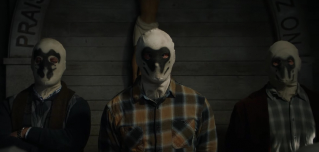 Watchmen - pierwszy zwiastun serialu HBO