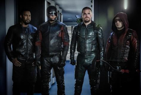 Arrow - oto tytuł premierowego odcinka finałowego sezonu serialu