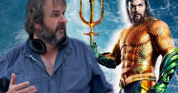 Aquaman - Peter Jackson dwa razy nie zgodził się na wyreżyserowanie filmu