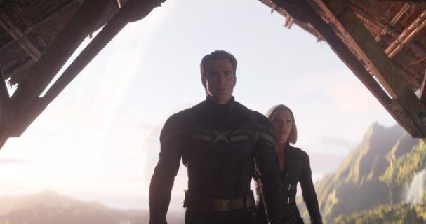 Avengers: Koniec gry - Cap okłada Thanosa. Jak CGI zmieniało film?