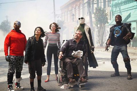 Doom Patrol: sezon 1, odcinek 15 (finał sezonu) - recenzja