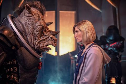 Doktor Who - zakończono zdjęcia do 12. sezonu serialu. Wideo z planu