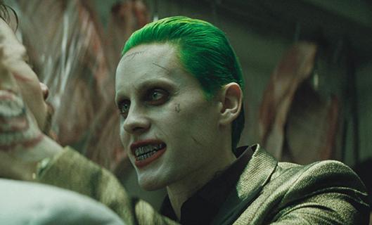 Legion samobójców - zdjęcie z próbnej charakteryzacji ujawnia inny wygląd Jokera w filmie