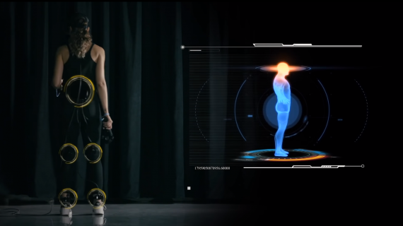 WalkOVR to kompaktowy system rozpoznawania ruchu, który podbił Kickstartera
