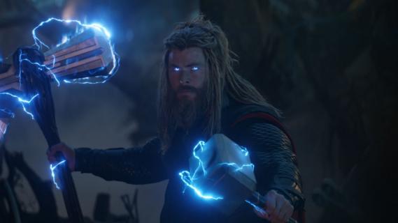 Avengers: Endgame - zobacz kolekcjonerską figurkę Thora z filmu