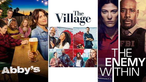 Abby's, The Village i The Enemy Within skasowane.