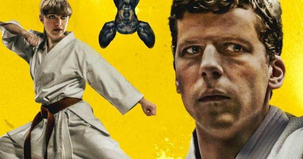 The Art of Self-Defense - zwiastun czarnej komedii. Eisenberg i sztuki walki