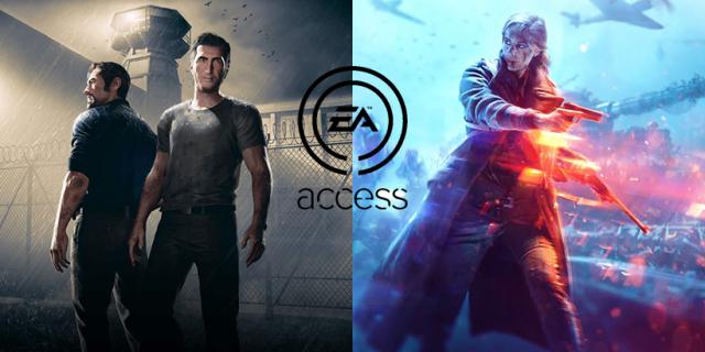 EA Access na PlayStation 4 z datą premiery