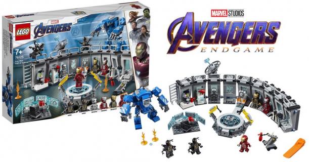 LEGO Marvel Avengers - do wygrania aż 5 nowych zestawów!