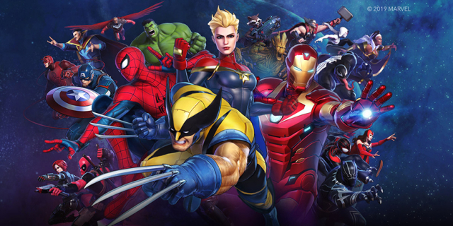 Marvel Ultimate Alliance 3 prawie jak film MCU? Zobacz nowy gameplay