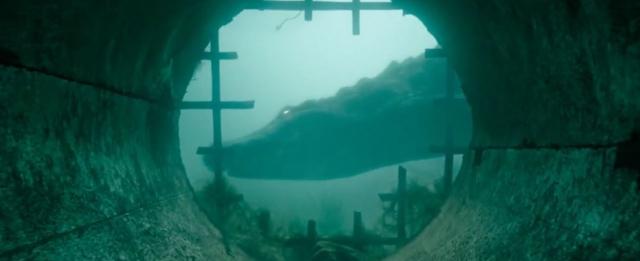 Crawl - powódź i krwiożerczy aligator. Zobacz zwiastun horroru