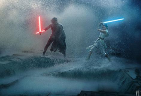 Gwiezdne Wojny: Skywalker. Odrodzenie- zdjęcia z filmu. Nowe postacie, Rycerze Ren i Luke!