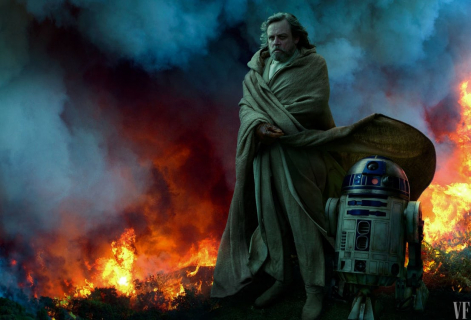 Gwiezdne Wojny - Luke Skywalker o kontrowersyjnych midi-chlorianach. Co to oznacza?