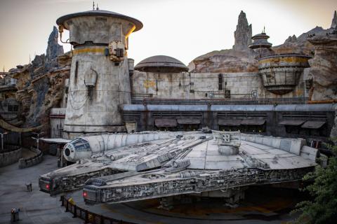 Star Wars: Galaxy's Edge - park rozrywki został otwarty. Ależ to wygląda!
