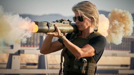 Terminator: Mroczne przeznaczenie, Doktor Sen i inne - nowe zdjęcia z jesiennych premier filmowych