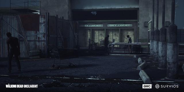 The Walking Dead Onslaught - zapowiedziano grę VR. Oto zwiastun