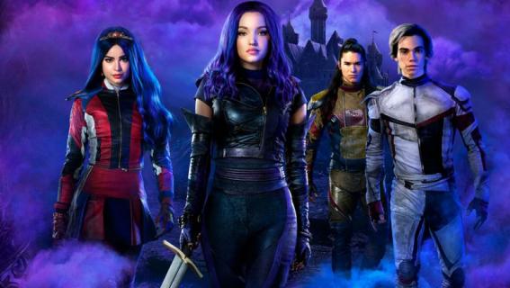 Następcy 3 - nowy zwiastun promujący film Disney Channel