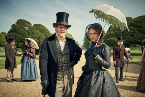 Belgravia - pierwsze zdjęcia z nowego serialu twórcy Downton Abbey